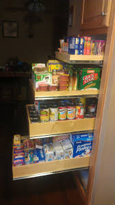 Roll Out Pantry Shelves by 28 Best Pantry Pull Out Shelves Images On Pinterest Pantry