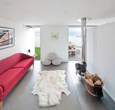 kingdom of light a modern beach house in scotland reindeer