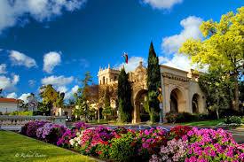 Balboa Park Botanical Gardens by Exploring San Diego Balboa Park Cisl English Blog