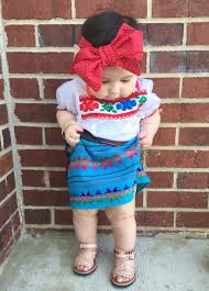 baby fashion amelia carter in traditional mexican dress
