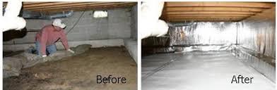 crawlspace encapsulation and vapor barrier installer jaco indy