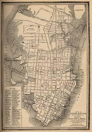 Map Of Savannah Ga Charleston County South Carolina Maps And Gazetteers