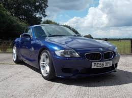used 2006 bmw z4 z4 m 3 2 coupe for sale in kent pistonheads