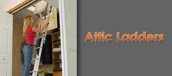 keller ladder attic ladders