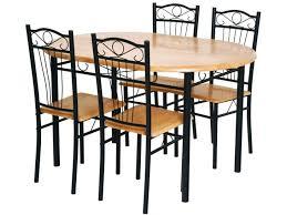 table cuisine 4 chaises incroyable ensemble table et chaise de cuisine 4 chaises