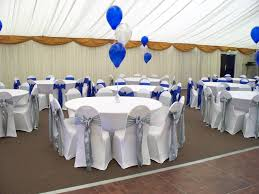 blue and silver wedding simply blue silver at greshams ipswich suffolk chair covers
