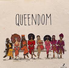 beautiful cartoon women art queendom pinteres
