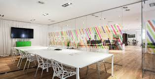 Creative Office Space Ideas Employing Striking Details To Shape A Creative Office Space Design