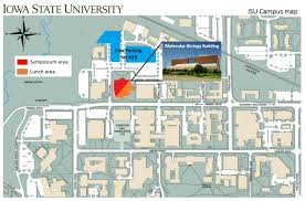 Colorado State University Campus Map by Join Us For The 2nd Midwest Postdoctoral Symposium At Iowa State