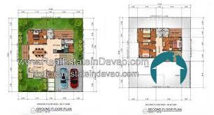 South Ridge Floor Plans The Gardens At South Ridge U2013 Amaranta Two Storey House Model