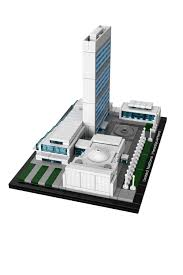 lego architecture united nations headquarters toys u0026 games lego