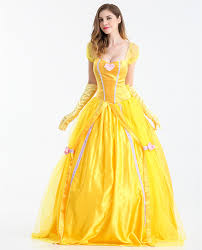 disney princess halloween costumes for adults online get cheap princess belle costume aliexpress com