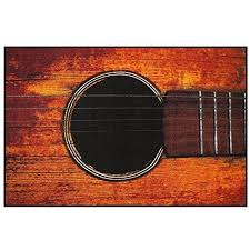 Guitar Area Rug 18 Best Rugs Images On Pinterest Area Rugs Rug Size And Rugs