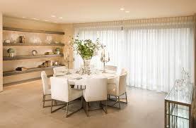 Imposant Dining Room Designs With Shelves On The Walls - Dining room wall shelves
