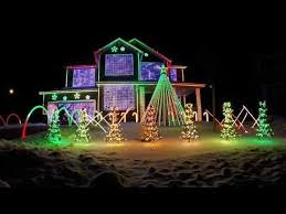 christmas light show house music trista lights 2016 christmas light show featured on abc s the