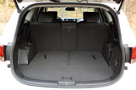 cargo space in hyundai santa fe 2017 kia sedona vs 2017 hyundai santa fe autoguide com