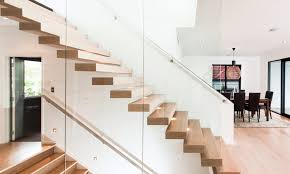 Glass Banisters For Stairs Glass Balustrades Are A Modern And Safe Solution For Your