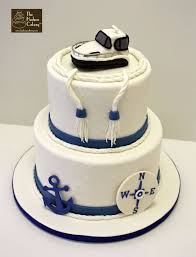 nautical cake toppers 42 best nautical cakes images on nautical cake