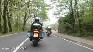 theo on bmw k1200gt motorcycle in sauerland germany youtube