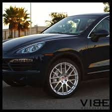 Porsche Cayenne Wheels - 22