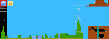 Super Mario World Level Maps by Mario Brothers 2 World 1 1 Nintendo Nes Background Only Map
