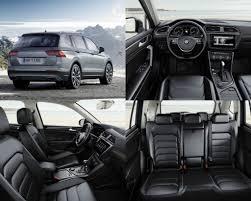 volkswagen suv tiguan volkswagen tiguan allspace offers more room and seven seat option