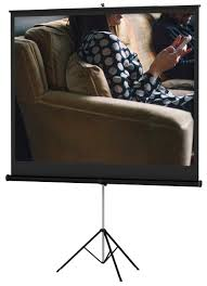 retractable home theater screen projection screens portable displays for presentations