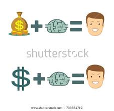 thinking problem solving business concept stock stock illustration