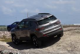 jeep compass 2017 trunk novo jeep compass 2017 preza pelo conforto