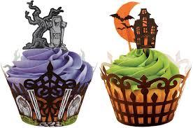 Wilton Cupcake Decorating Kit Five Halloween Cupcake Decorating Kits At Home With Kim Vallee