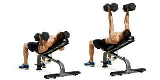 Cross Bench Dumbbell Pullovers Chest Workout 40 Minutes Complete With 6 Exercises Gym Guider