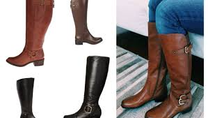 womens boots for large calves wide calf and narrow calf boots