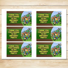 minecraft goody bags printable minecraft birthday goody bag tags monkstavern