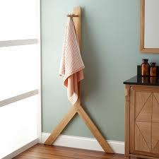 bathroom towel bar ideas free standing towel rack cute free standing towel rack ideas free