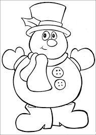 imposing design kids christmas coloring pages printable 39 color