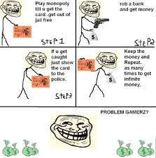 Money Problems Meme - image 91617 troll science troll physics know your meme