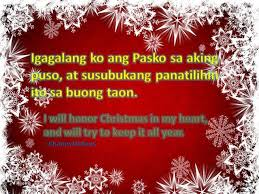 christmas quote i will honor christmas in my heart and will try