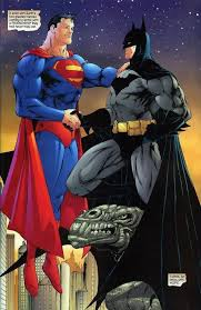 7 answers does batman actually think of superman as a friend or