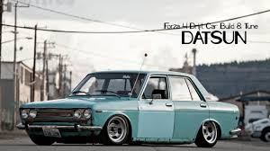 nissan datsun 510 forza 4 drift car building u0026 tuning 20 datsun youtube