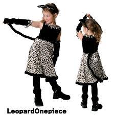 Leopard Halloween Costumes Girls Tenshinodoresuyasan Rakuten Global Market Visiting Theme Parks