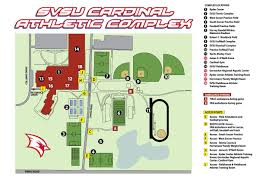 Gvsu Map Saginaw Valley State