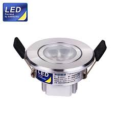 led light low price 3w small hole size 56mm chips led spotlight for living room
