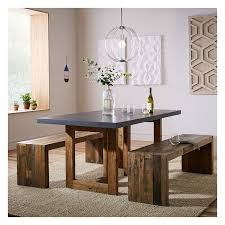 Best  West Elm Dining Table Ideas Only On Pinterest Pendant - Stone kitchen table