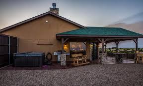 Backyard Cabin Comanche