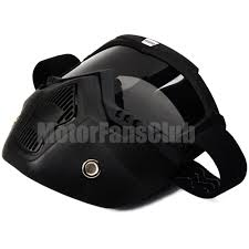 gear for motorcycles au stock beon modular face mask shield goggles for motorcycle