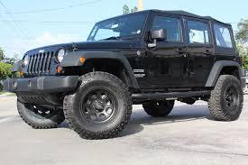 jeep jk black wheels wheels accessories mickey thompson mt 90000001794 mickey