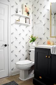 powder rooms with wallpaper wallpaper for the powder room the inspired room