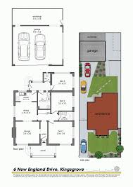 new england floor plans 6 new england drive kingsgrove nsw 2208 sold realestateview