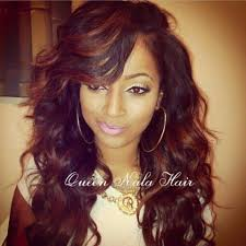 queen nala hair brazilian body wave length 18 u201d20 u201d22 u201d she have dye