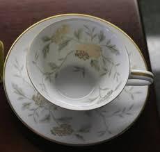 what antique noritake china patterns gold edging lovetoknow